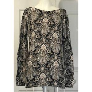 White horse black market blouse size S